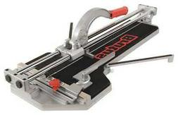 QEP 10600BR Tile Cutter,1/2 In Cap,24 In,Gray/Black