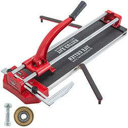 "24"" Manual Tile Cutter Cutting Machine 600mm Professional Ha"