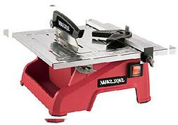 SKIL 3540-02 7-Inch Wet Tile Saw 1-, Red