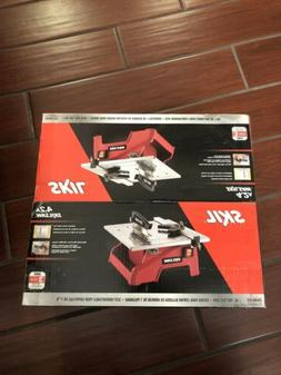 SKIL 3540-02 Wet Tile Saw- 7-inch BRAND NEW UNOPENED BOX!!!