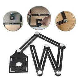 Adjustable Ceramic Wall Tile Glass Hole Saw Cutter Guide Ope