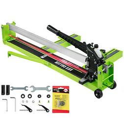 "Ceramic Tile Cutter 35"" Porcelain Cutting Machine Laser Guid"