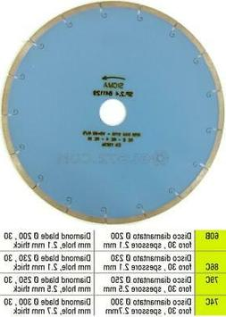 DIAMOND BLADE DISC FOR GRES GRANITE FIRED TILES FOR ELECTRIC