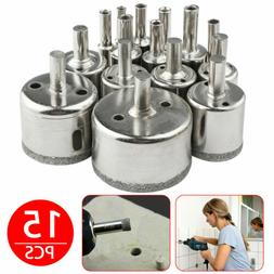 Diamond Drill Bits for Glass Ceramic Tile Porcelain Hole Saw