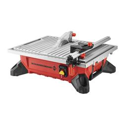 Diamondback7 In. Wet Benchtop Tile Saw