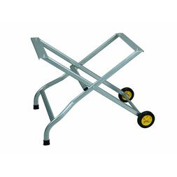 Folding Tile Saw Stand with Wheels