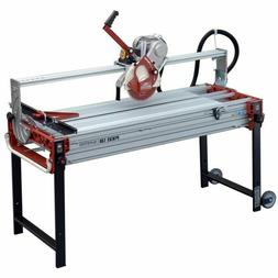"Raimondi Gladiator 130 51"" Wet Tile Bridge Saw  WSGLA130"