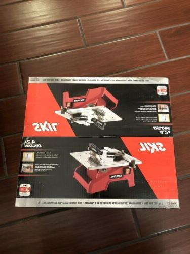 3540 02 wet tile saw 7 inch