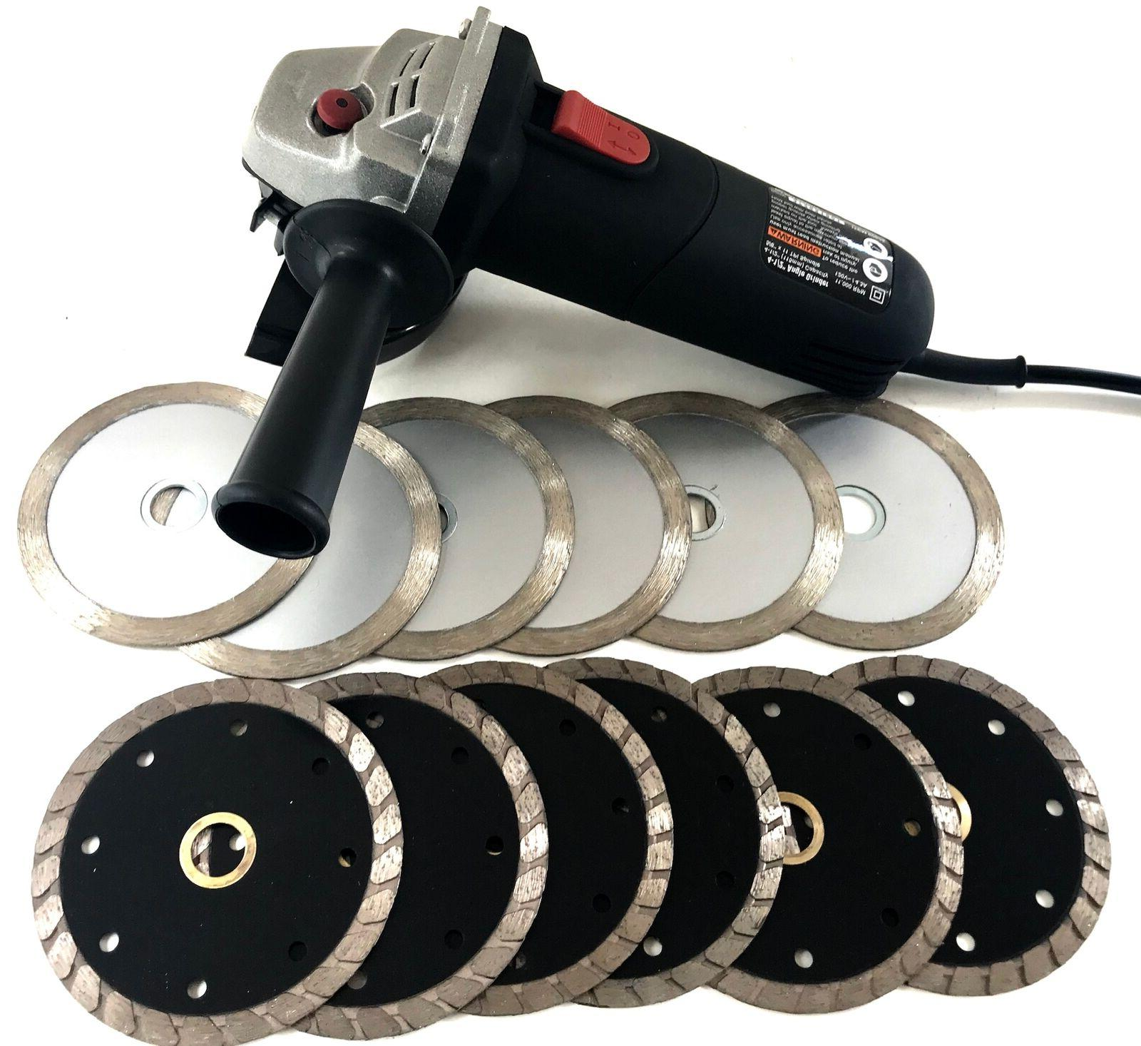 4 1 2 angle grinder with 12