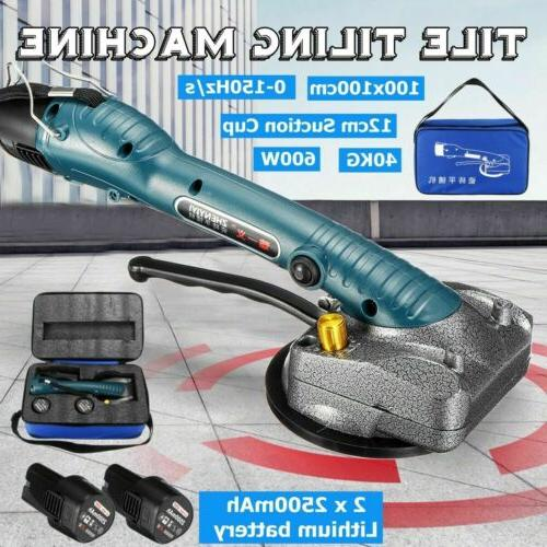 hand held tile automatic leveling machine tile