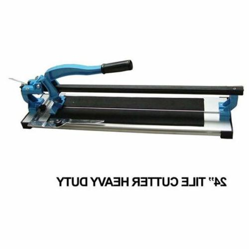 manual heavy duty hand tile cutter cutting