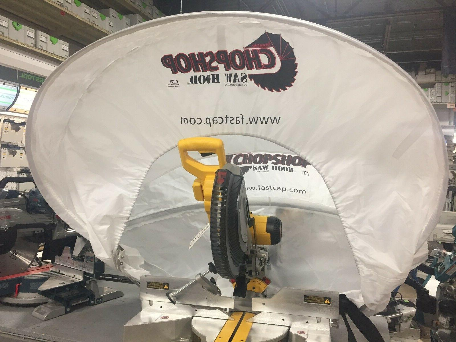 new sawhood pro for chop saws