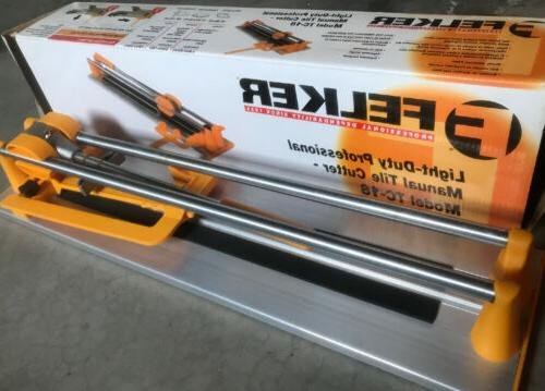 tc 18 tile cutter new in opened