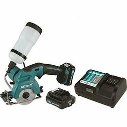 Makita CC02R1 12V MAX CXT Lithium-Ion Cordless Tile/Glass Sa