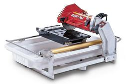 NEW MK DIAMOND  MK-660  3/4 HP,  7 WET CUTTING TILE SAW