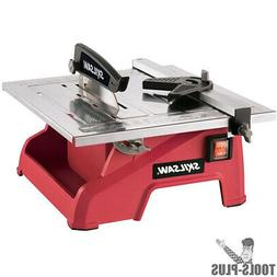 portable bench wet tile cutter