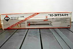 """Rubi 24946 Practic-21"""" Tile Cutter With Blade"""