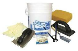 SUPERIOR TILE CUTTER INC. AND TOOLS ST100 Tool Kit, Tile, Pl