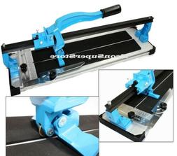 "TABLE TOP 24"" TILE CUTTER W/ HEAVY DUTY EXTRUDED ALUMINUM BA"