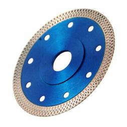 """Thin Diamond Disc Saw Leave 4.5"""" For Cutting Ceramics Porcel"""