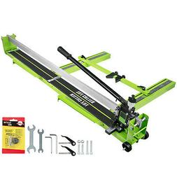 Tile Cutter Manual Tile Cutter 47-Inch Ceramic PorcelainCutt