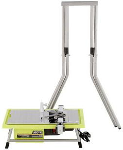 RYOBI Tile Saw 7 Inch Stand Ceramic Porcelain Stone Cutting